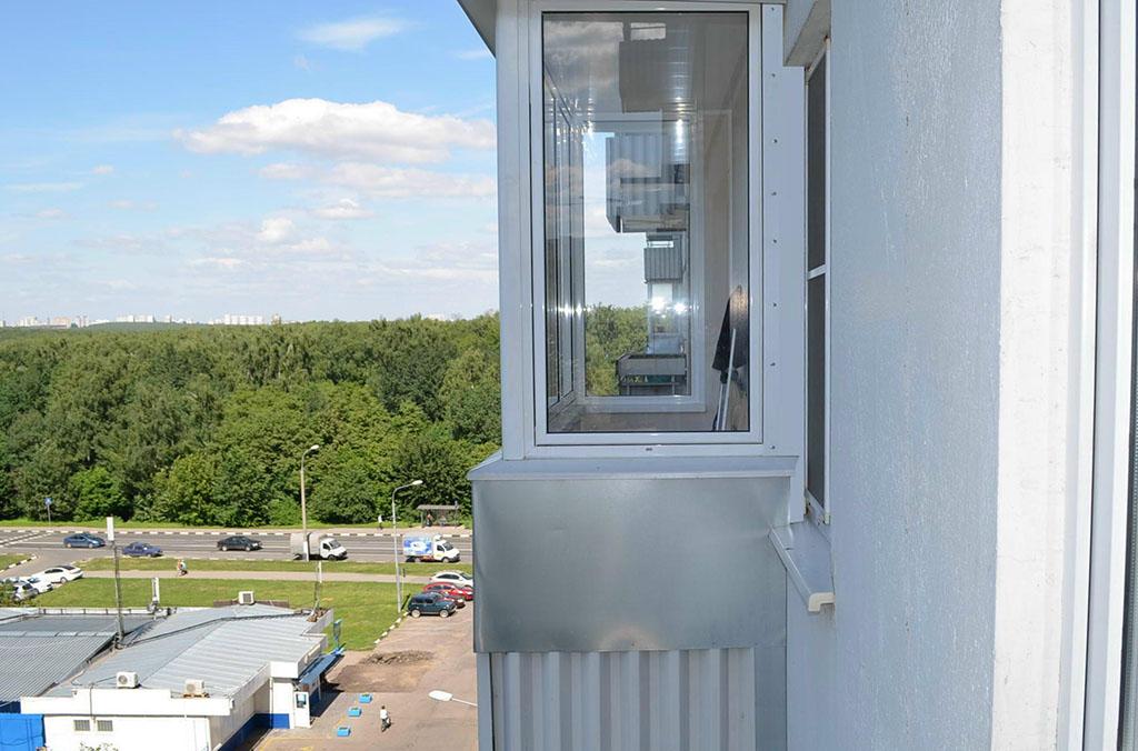 Застеклить лоджию сапог. - балконные блоки - каталог статей .
