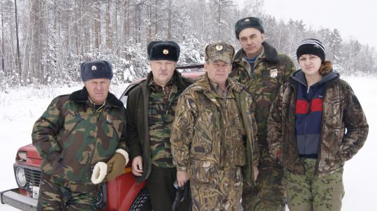 общество охотников и рыболовов пермского района