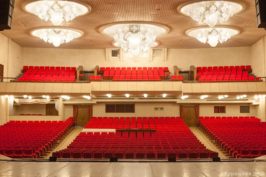 музыкальный театр в иркутске фото