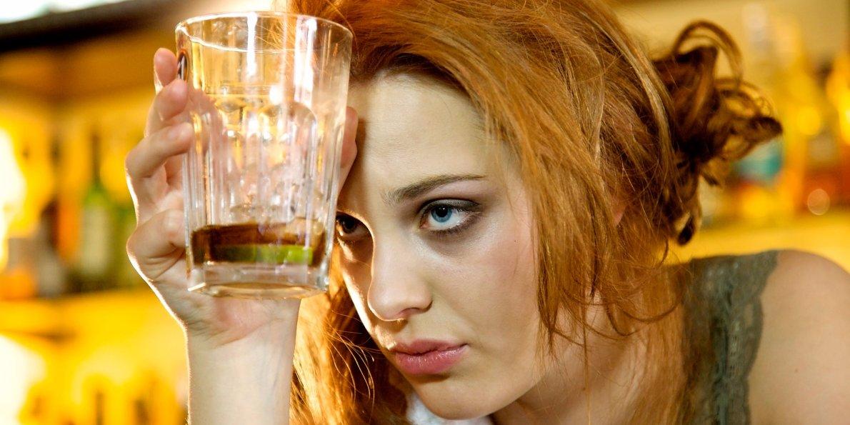 Как пережить похмелье после запоя