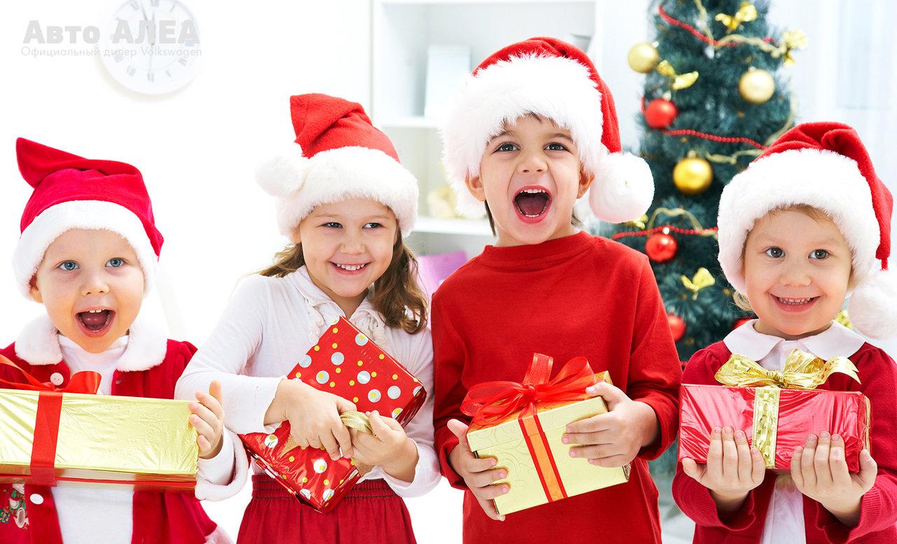Конкурсы на новый год детский