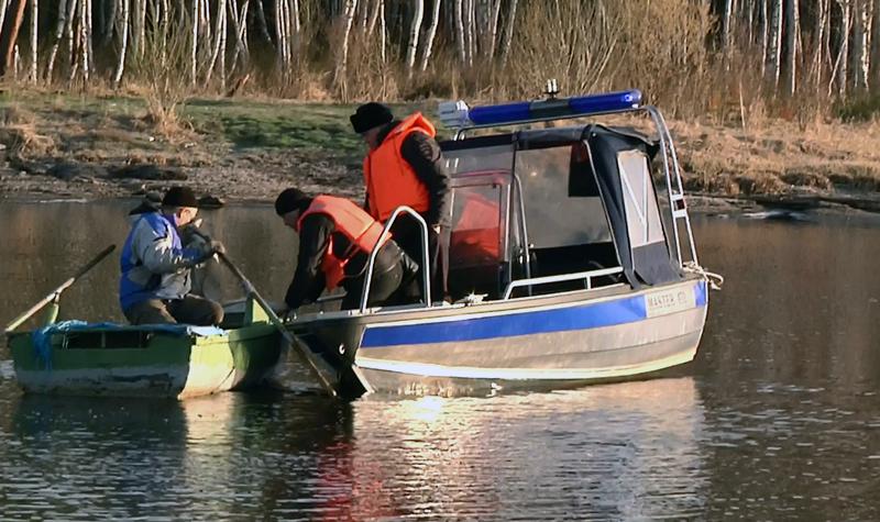 Иркутский межрайонный отдел контроля надзора и рыбоохраны