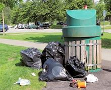 """В России установят """"умные"""" мусорные контейнеры"""
